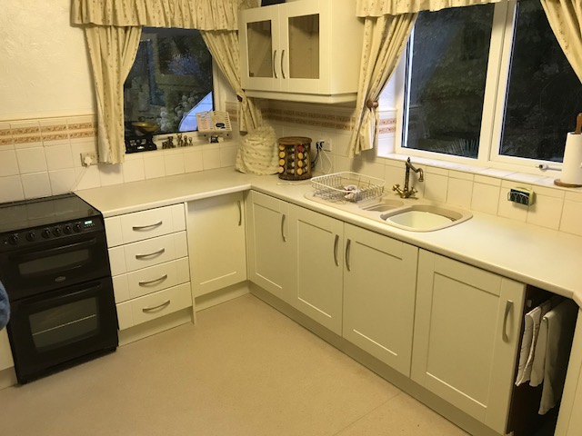 Kitchen Cabinets in Llandudno