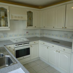 Your Kitchen Cabinets in Mold