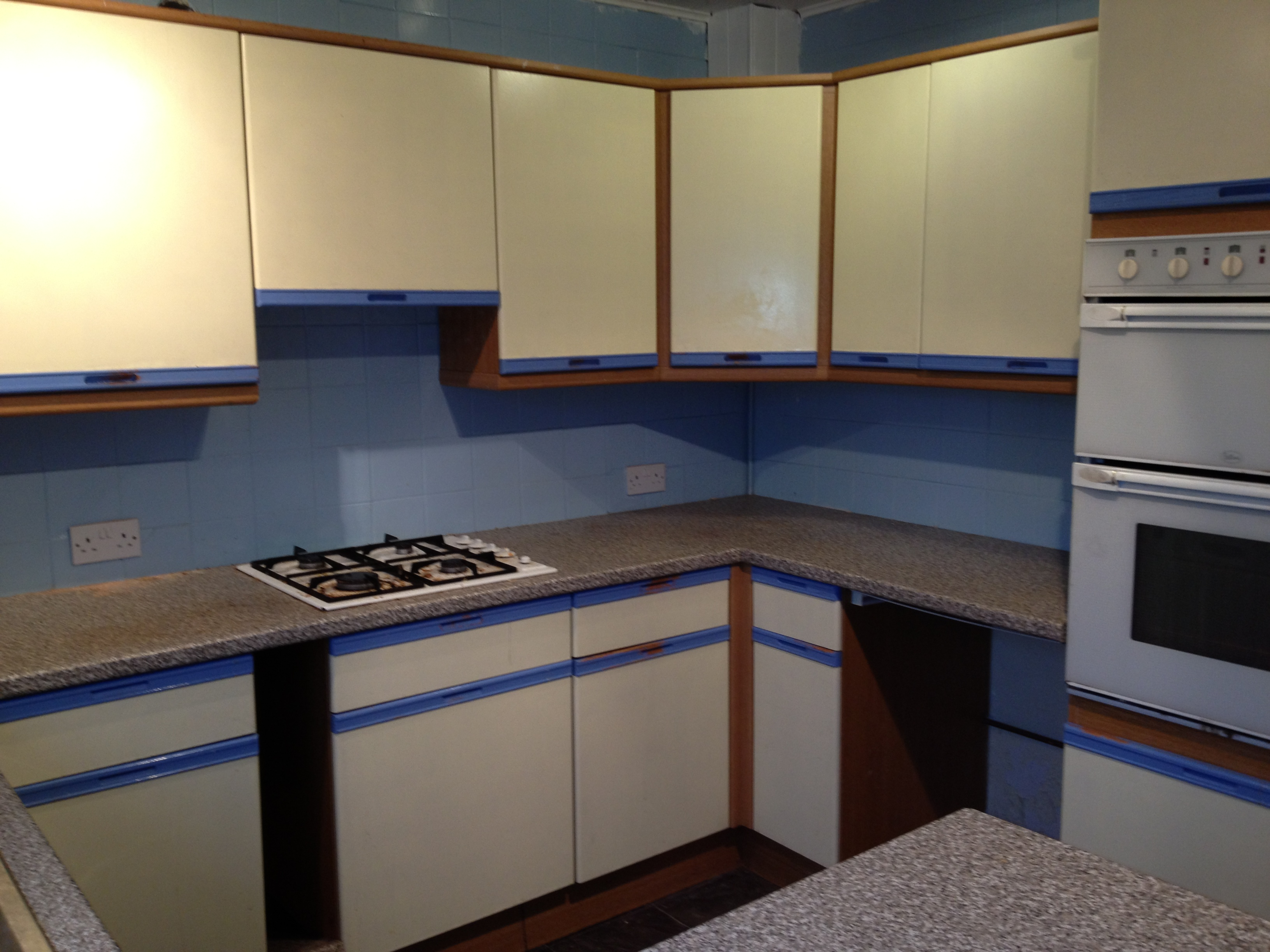 Kitchen in Runcorn