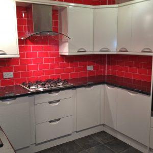 Kitchen Refurbishments in Rhyll